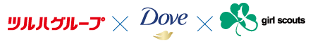 ツルハグループ × Dove × Save the Children